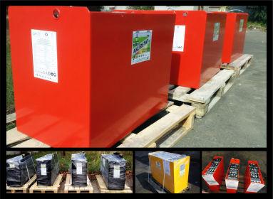 AKURENO |Regeneracja baterii trakcyjnych
